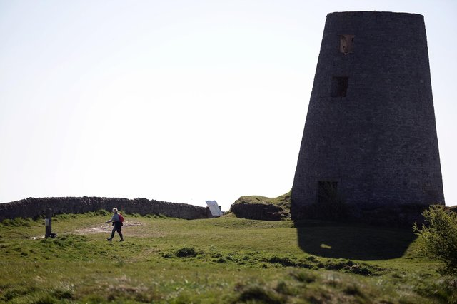 The WI is meeting for a ramble round beautiful Cleadon Hills on Wednesday, July 21. Picture bu Stu Norton.