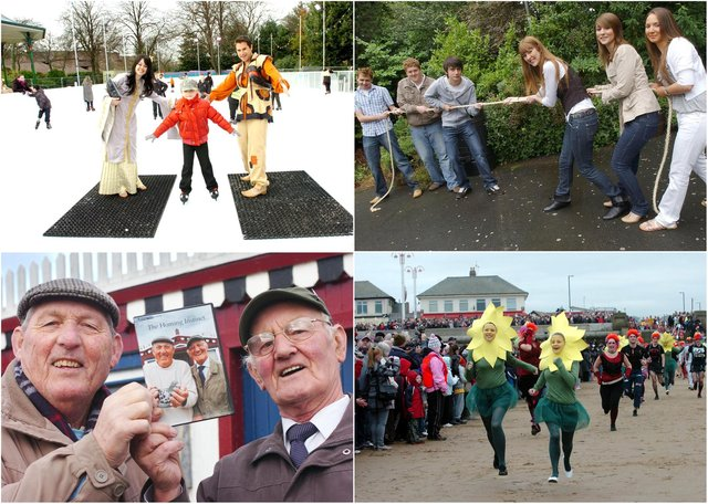 Take a browse through this 2008 photo selection and see if there is a scene which brings back great memories.
