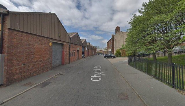 Church Street East, Sunderland Picture: Google