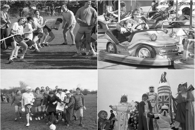 We hope you spot some familiar faces in these archive photos from 38 years ago.