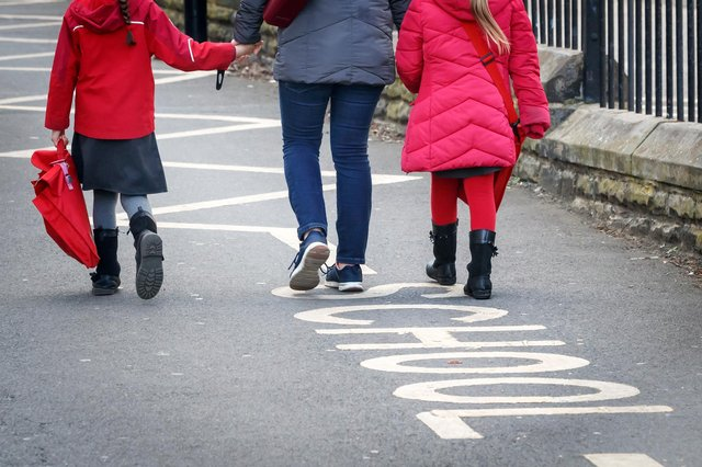 This is when schoolchildren are set to go to back to school in Sunderland.