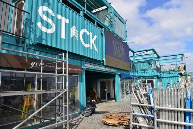 STACK has been delayed due to Storm Francis