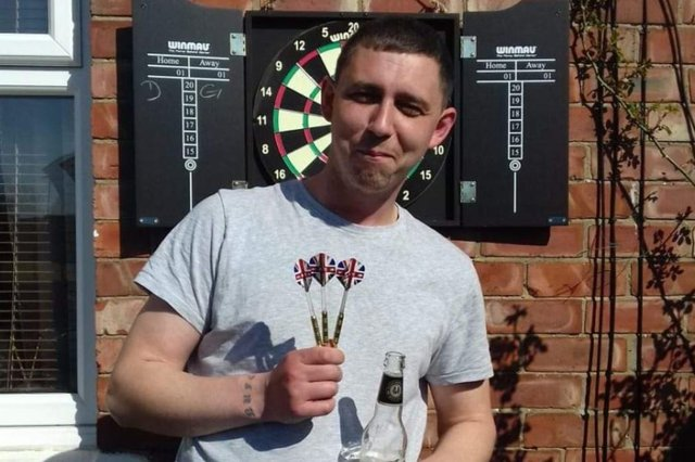 Dean Fearon died on Tuesday night
