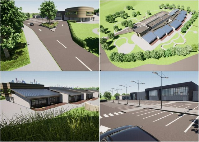 Designs show how new Sunderland school could look after plans get the go-ahead