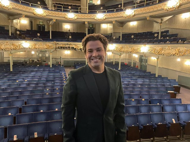 Joe at the Tyne Theatre and Opera House (Credit Highlights PR)