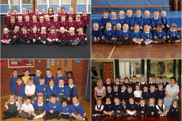 Lots of faces in primary schools across Wearside. Is there someone you know in these 2004 photos?