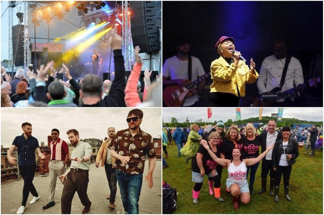 Gigs and events in Sunderland in 2021