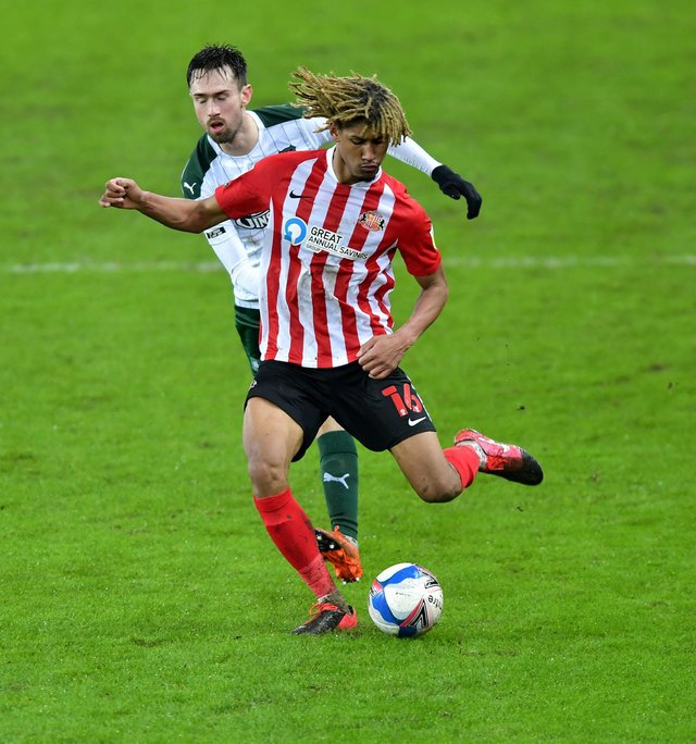 Sunderland youngster Dion Sanderson