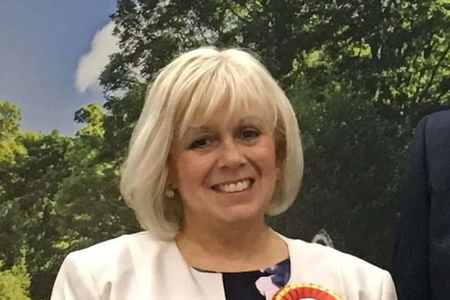 Mary Glindon, North Tyneside MP.