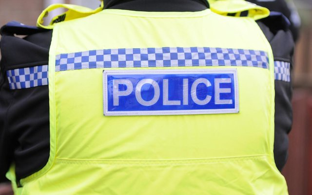 Northumbria Police officers carried out inquiries following a report of concern near to a Washington primary school.