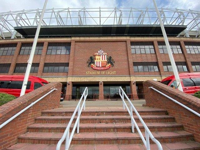 Stadium of Light.