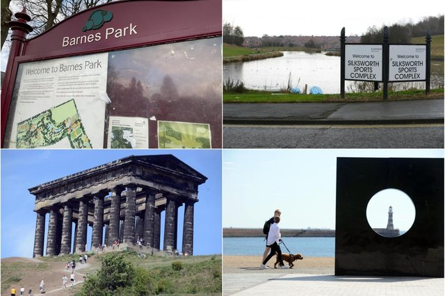 These are some of the best places to walk your dog in Sunderland.