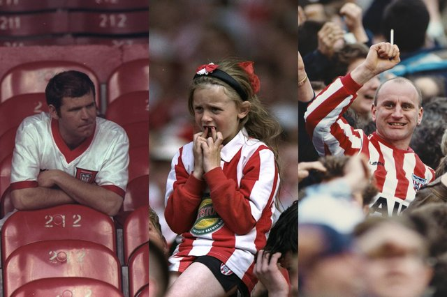 The ICONIC Sunderland fan photos from famous games gone by that supporters will LOVE