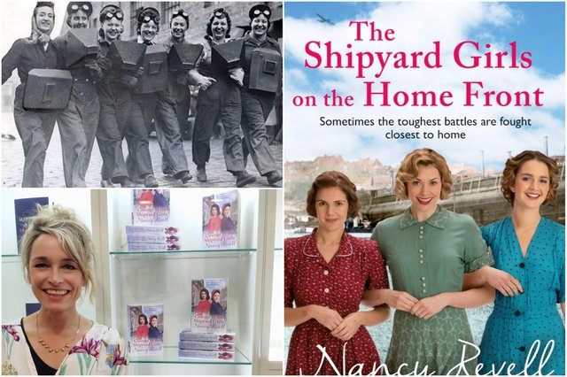 The Shipyard Girls on the Home Front is out later this month