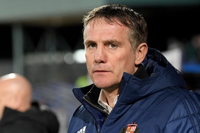 Ex-Sunderland boss Phil Parkinson linked with shock managerial return at Hollywood-backed Wrexham