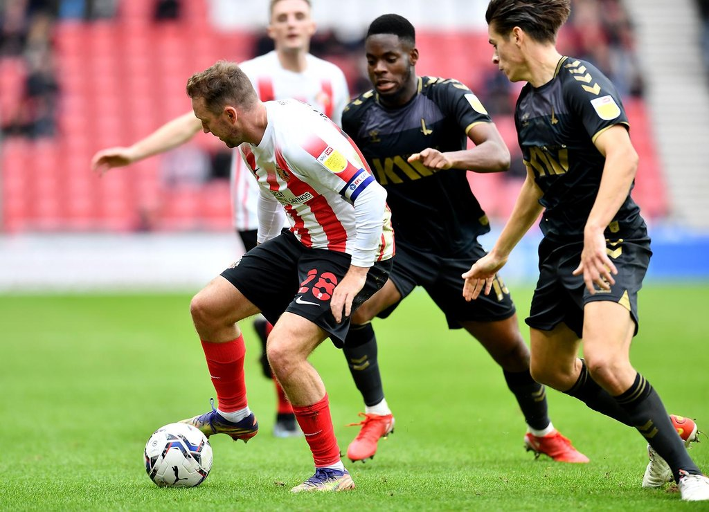 How Aiden McGeady and Sunderland's one-paced attack struggled to break down Charlton Athletic