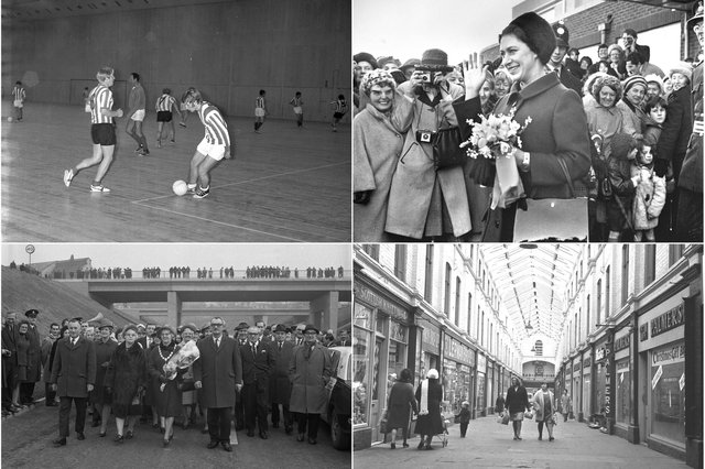 How many of these Sunderland and County Durham scenes do you remember?