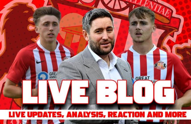 Sunderland AFC 1-0 Port Vale LIVE: Match updates as Aiden ...