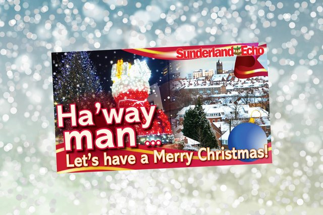 We have created a Christmas card for you to download.