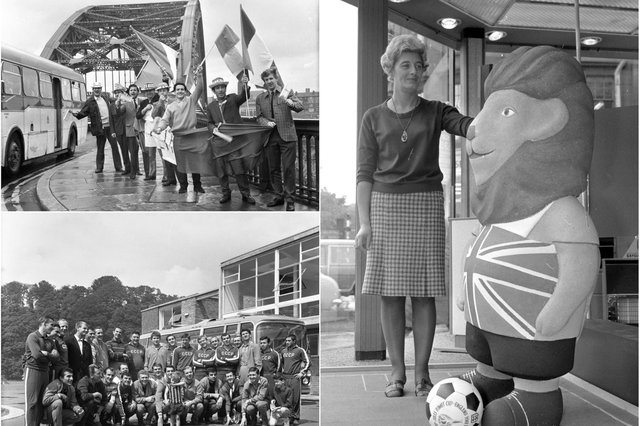 All this was happening in Sunderland in 1966.