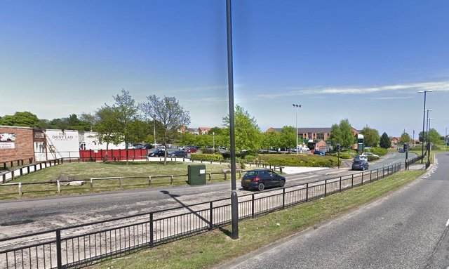 Residents of Doxford Park have been urged to have their say on the Boundary Commission for England's review proposals. Image copyright Google.
