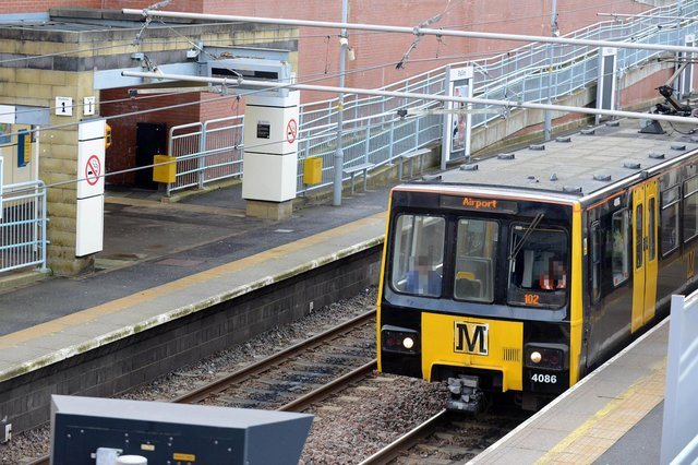 There have been delays on the Metro network this evening.