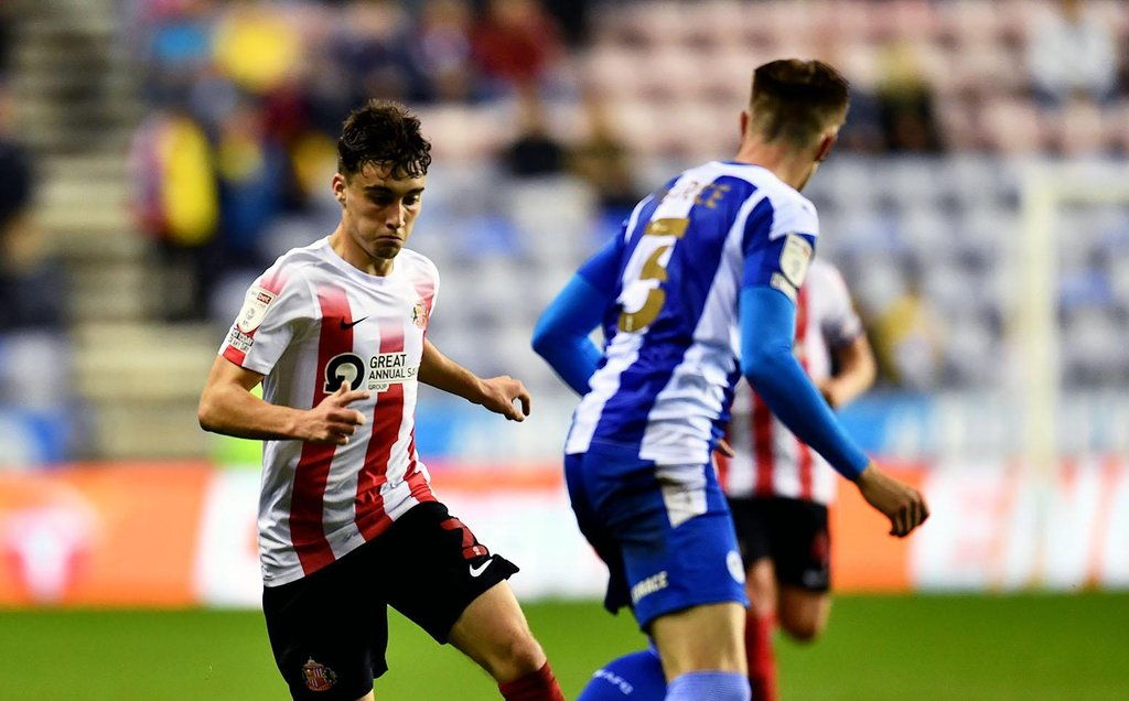 'Exciting to watch' Phil Smith's player ratings as Sunderland progress to Carabao Cup fourth round after Wigan Athletic win