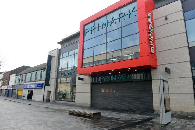 Sunderland's Primark store will reopen at 8am on Monday, December 12