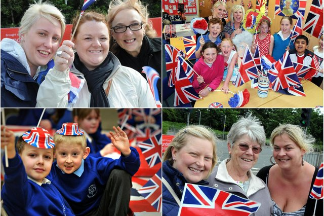 We hope you enjoy our collection of jubilee celebration scenes from 2012.