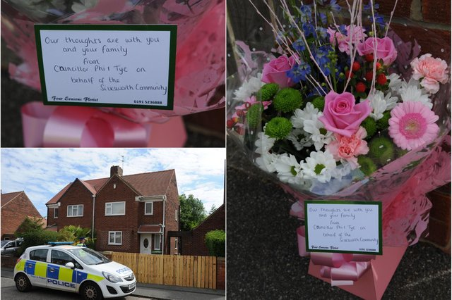 Councillor Phil Tye has lead tributes to a 24-year-old man who died at a property in Silksworth as police launch a murder investigation.