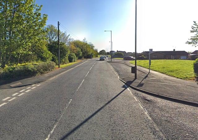 Garry Nichol, 34, evaded officers when he sped off in his Citroen motor in Silksworth Lane, Silksworth, Sunderland.