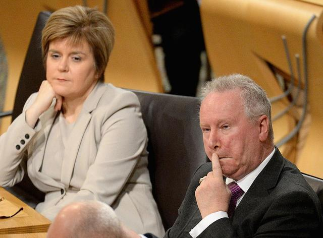 Alex Salmond inquiry: Anyone involved in 'conspiracy' against former First Minister will 'get their jotters', says MSP