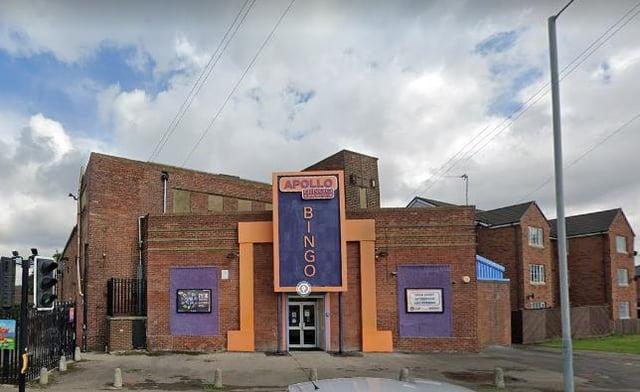 Apollo Bingo,  Durham Picture: Google