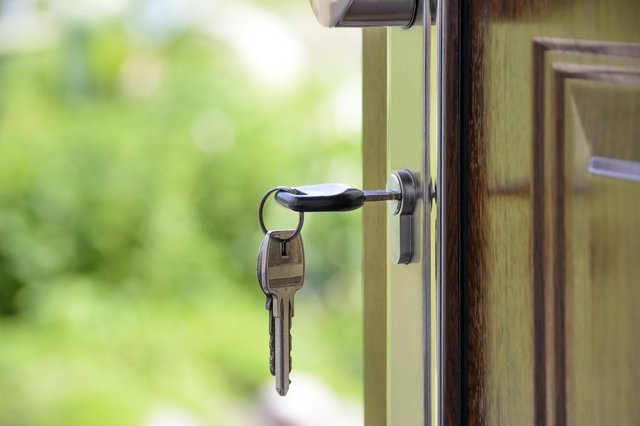 A court Occupation Order if approved could suspend a person's right to reside in a shared tenancy property.