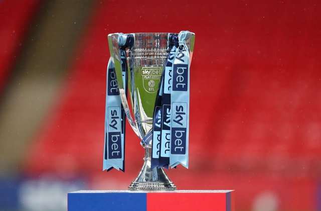 League One play-off odds