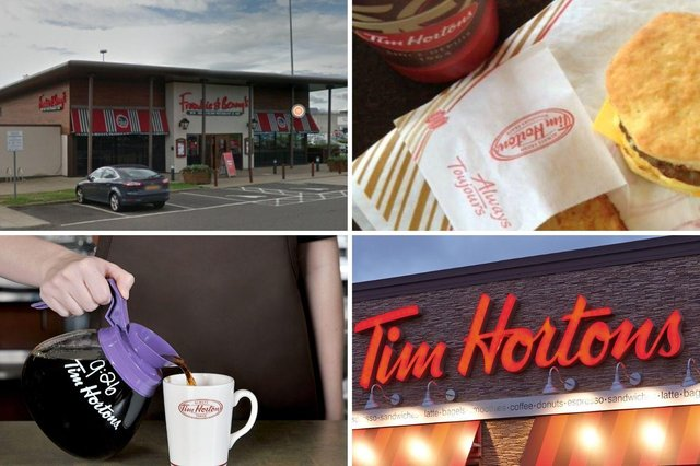 Canadian chain Tim Horton is planning to open its first North East branch in Washington