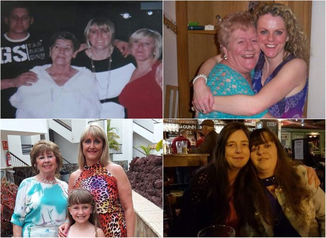 Your treasured pictures in honour of Mothering Sunday.