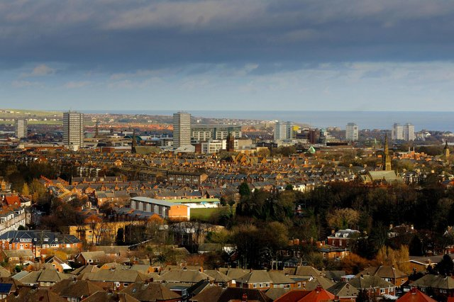 The number of covid cases in Sunderland has doubled over the past two weeks
