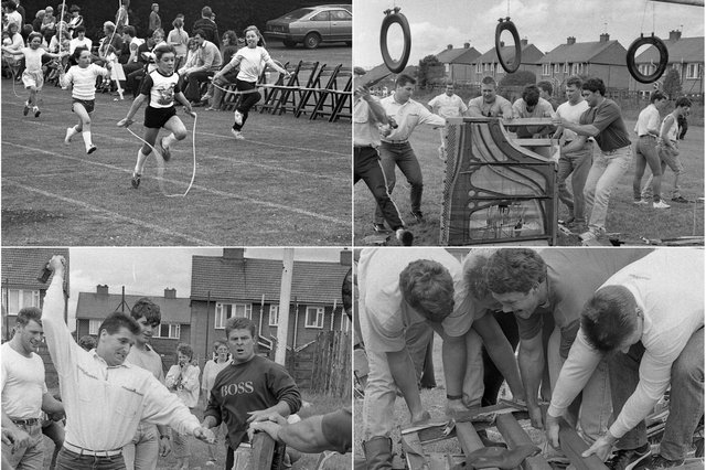Great reminders of the Vaux sports day. Why not re-live the occasion by browsing through our photo selection.